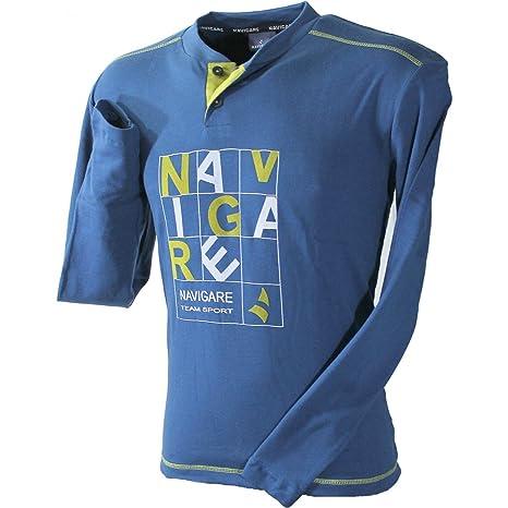 Navigare - Pijama de una pieza - para niño multicolor 10 años: Amazon.es: Ropa y accesorios