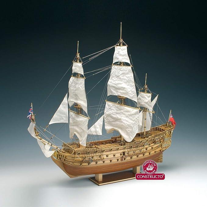Constructo Holzmodell HMS Prince