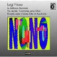 Nono: Works for Soprano and Orchestra