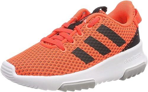 adidas CF Racer TR K, Zapatillas de Running Unisex Niños, Rosso ...