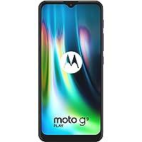 """Motorola Moto G9 Play - Pantalla Max Vision HD+ de 6.5"""", procesador Qualcomm Snapdragon 662, sistema de triple cámara de…"""