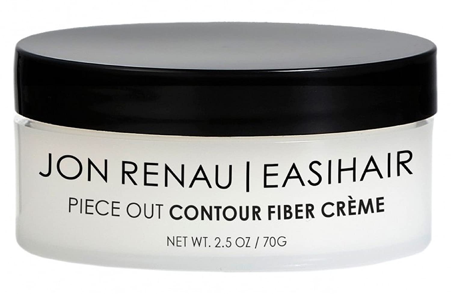 Piece Out Contour Fiber Crème for Synthetic, Heat Friendly and Human Hair