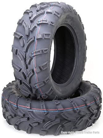26 ATV UTV Tires 26x9-14 6 PLY Front Tires Tubeless Pack of 2