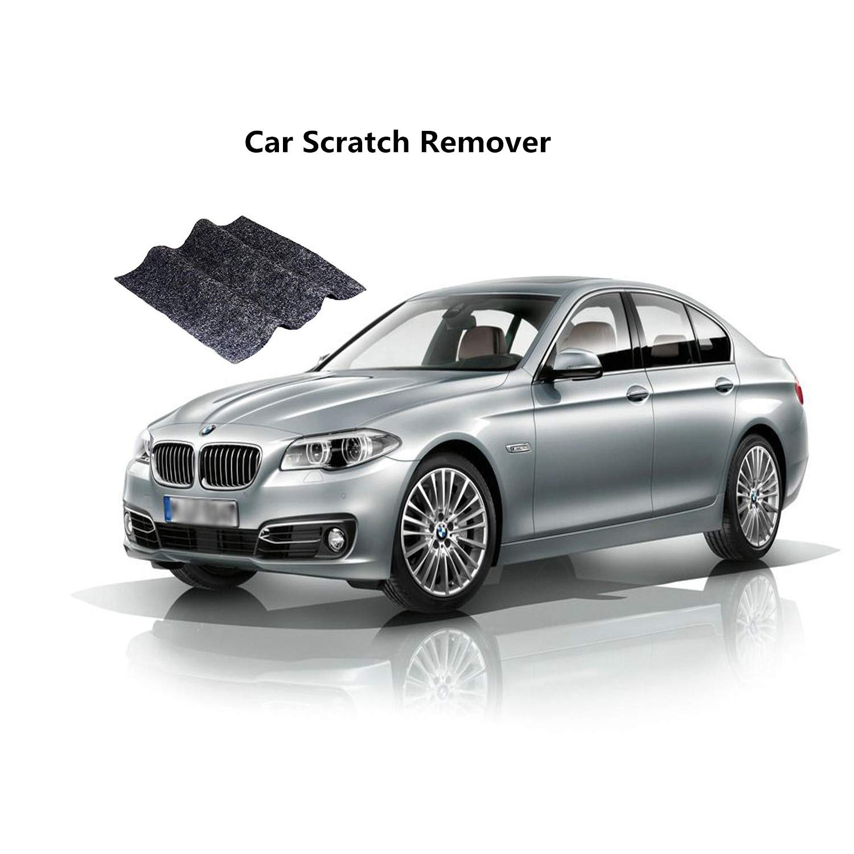 Amazon com: ZFZOO Car Scratch Remover Cloth, Multipurpose
