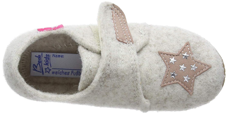 Beck Starlet Pantofole a Collo Basso Bambina