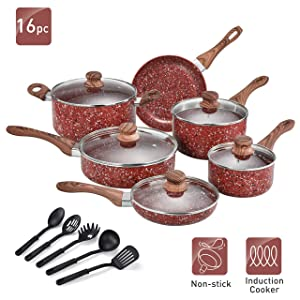 Best Cookware Set Under 200 Reviews (Cheap & Affordable for 2020) 9