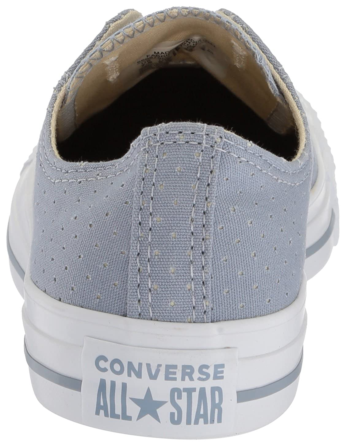 77b64c06b216 Converse Women s s CTAS Ox Glacier Grey White Trainers  Amazon.co.uk  Shoes    Bags