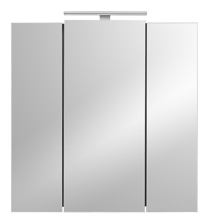 Posseik 5422 84 Spiegelschrank Spiegelschrank Spiegelschrank Santana anthrazit 462971