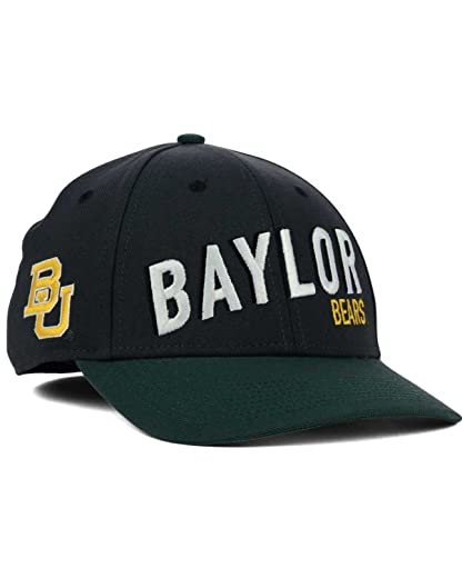 88bb1ee5b85 Image Unavailable. Image not available for. Color  Nike Baylor Bears Dri-Fit  NCAA Best Legacy 91 Flex-Fit Hat Cap