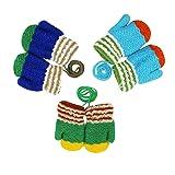 RARITY-US (3 Pairs) Unisex Warm Soft Winter Knit