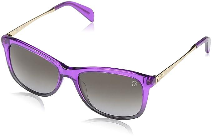 Tous STO918-540AN9 Gafas de sol, Glittery Violet, 54 para Mujer