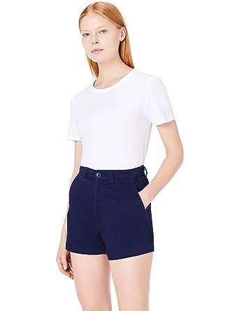 MERAKI Short Stretch Femme  Amazon.fr  Vêtements et accessoires 41161ce7c3d