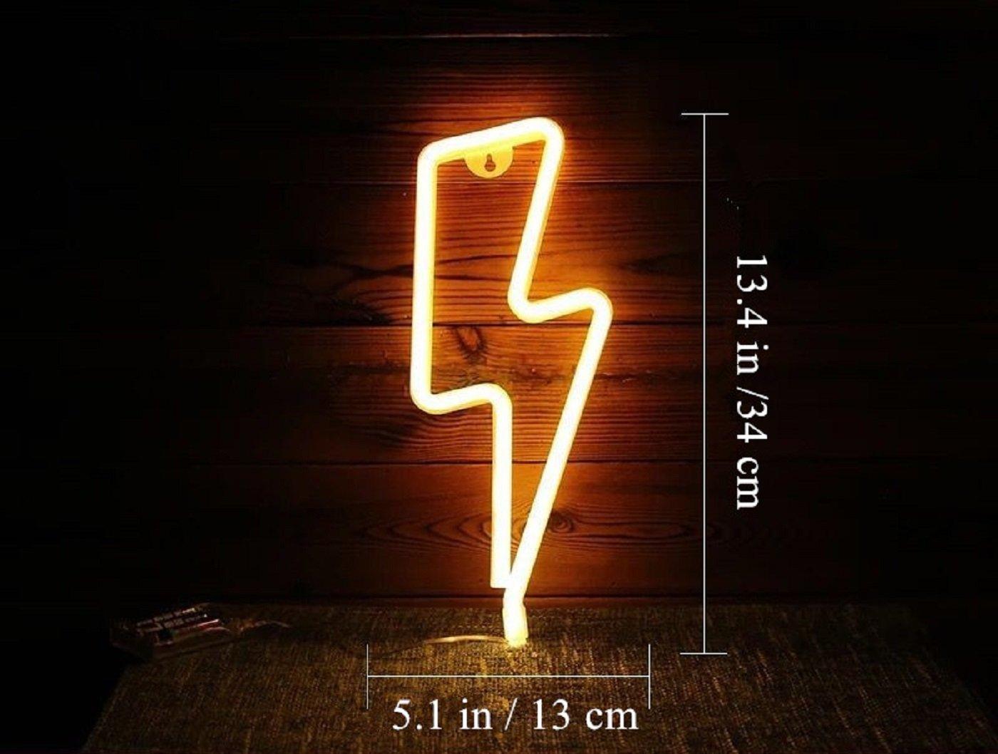 Neon Signs Led Decor Lumiere De Nuit Decoration Murale Pour