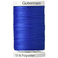 Gutermann fil 547 Yd sew-all, bleu cobalt