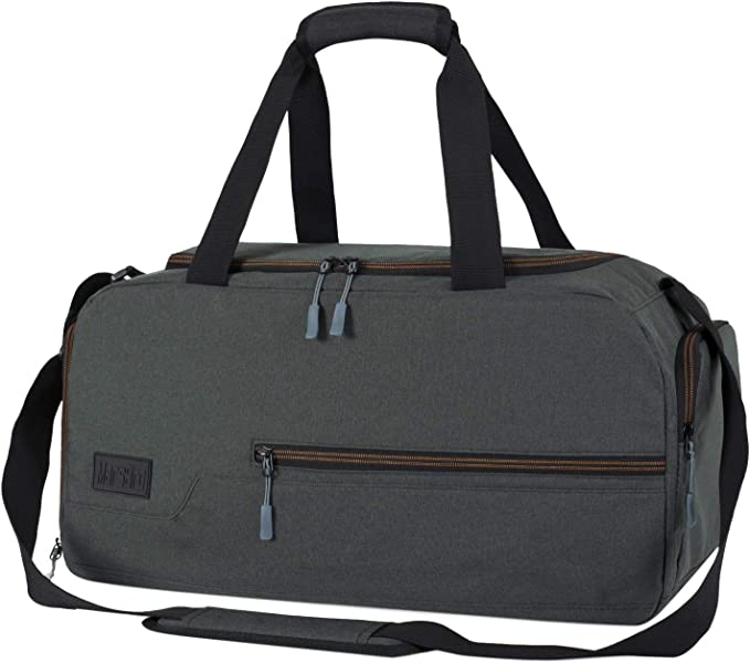 Marsbro Water Resistant - Women's Sports Bag with Shoe Compartment