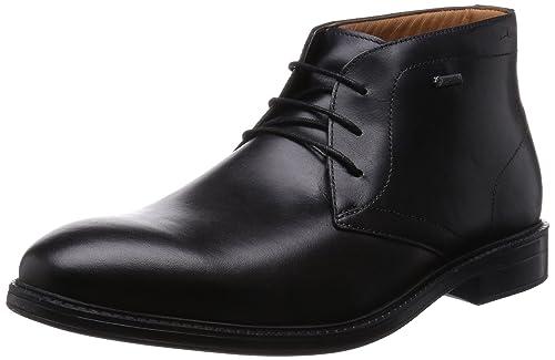 00fe1c2300fb Clarks Men s Chilver Hi GTX Ankle Boots  Amazon.co.uk  Shoes   Bags