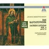 Bach, JS : Sacred Cantatas Vol.4 : BWV 61-78