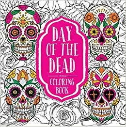 day of the dead coloring mauro mazzara andrea bianchi 9781626867789 amazoncom books - Day Of The Dead Coloring Book