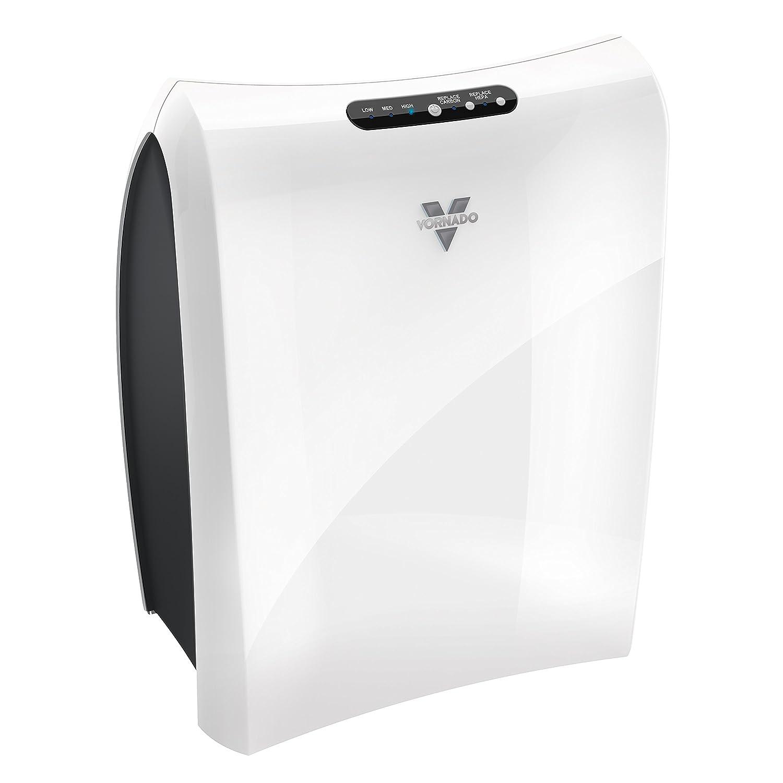 Vornado AC350 Air Purifier with True HEPA Filter, Captures Allergens, Smoke, Odors, Pollen, Dust, Mold Spores, Pet Dander AC1-0038-43