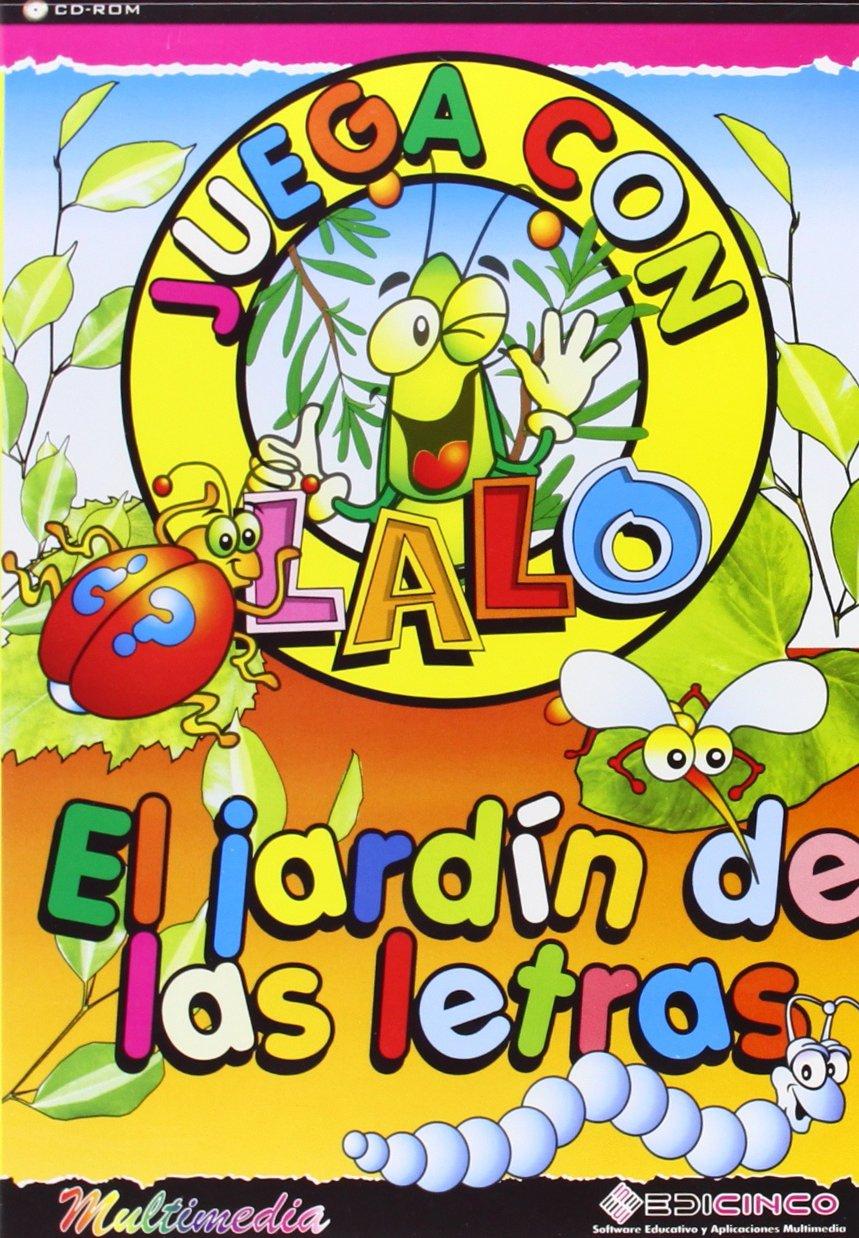 CD-rom juega con lalo - el jardin de las letras 4-7 años: Amazon.es: Aa.Vv.: Libros