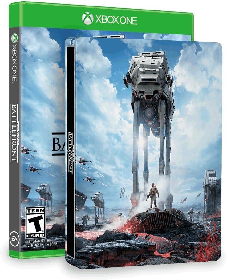 Star Wars: Battlefront & SteelBook (Amazon Exclusive) - Xbox One ...