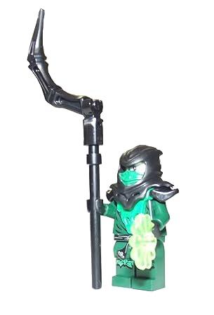 LEGO® Ninjago: Minifigura del Mal de Loyd Verde Fantasma ...