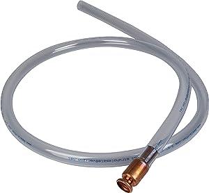 "The Original Safety Siphon Gas Siphon 10 Foot High Grade Hose, 3/4"" Valve"