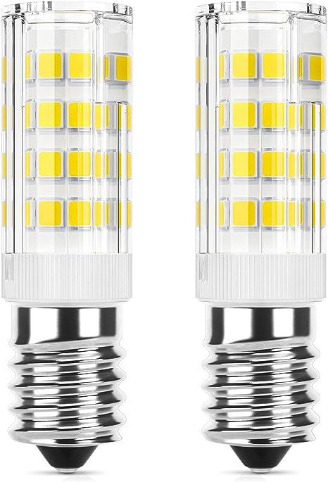 Dicuno 4w E14 Led Bulb 40w Halogen Equivalent 400lm Lumens E14 Ceramic Socket Non Dimmable Small Edison Screw For Home Lighting Amazon De Beleuchtung