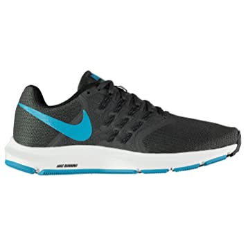 Nike Run Swift Fitness Training Schuhe Herren anthrazit/blau Gym Trainer Sneakers