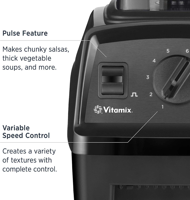 Vitamix 064068 E310 explorian Countertop licuadora, Tritan, Negro ...