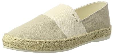 GANT Footwear Damen Krista Espadrilles, Beige (Natural/Cream), 40 EU