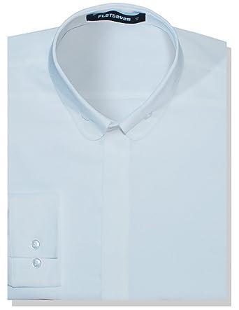 95aba1ebd0b Flatseven mens hidden button slim fit dress shirts at amazon men jpg  342x443 Hidden shirts