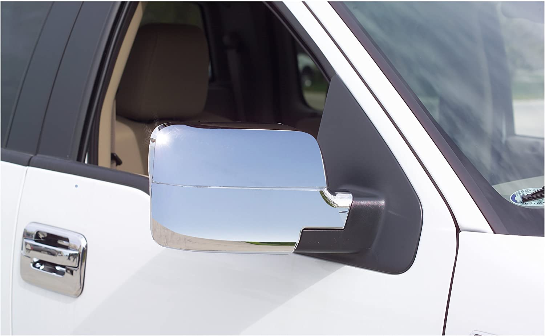 Putco 401113 Chrome Mirror Overlay