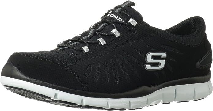 Skechers Gratis In-Motion - Zapatillas de Material sintético para ...