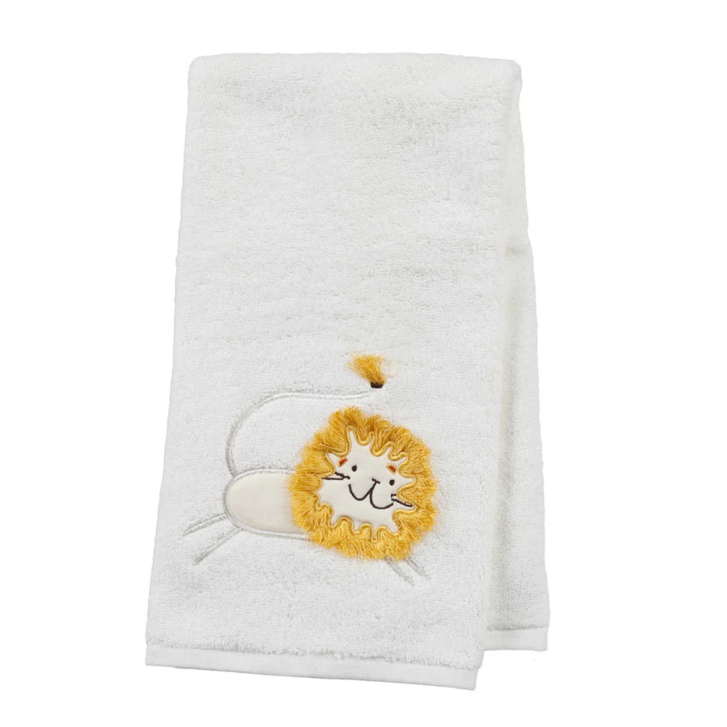 Creative Bath Products Animal Crackers Hand Towel