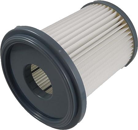 vhbw Filtro Hepa cilíndrico para aspiradoras Philips FC8732/01 reemplaza 432200493320: Amazon.es: Hogar