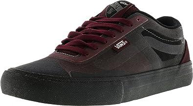 e4ba7ab87d9 Vans Av Rapidweld Pro Port Black Ankle-High Skateboarding Shoe - 8M 6.5M