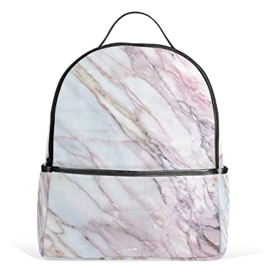 f7ad965db8 JSTEL Marble School Backpack 2th 3th 4th Grade for Boys Teen Girls Kids