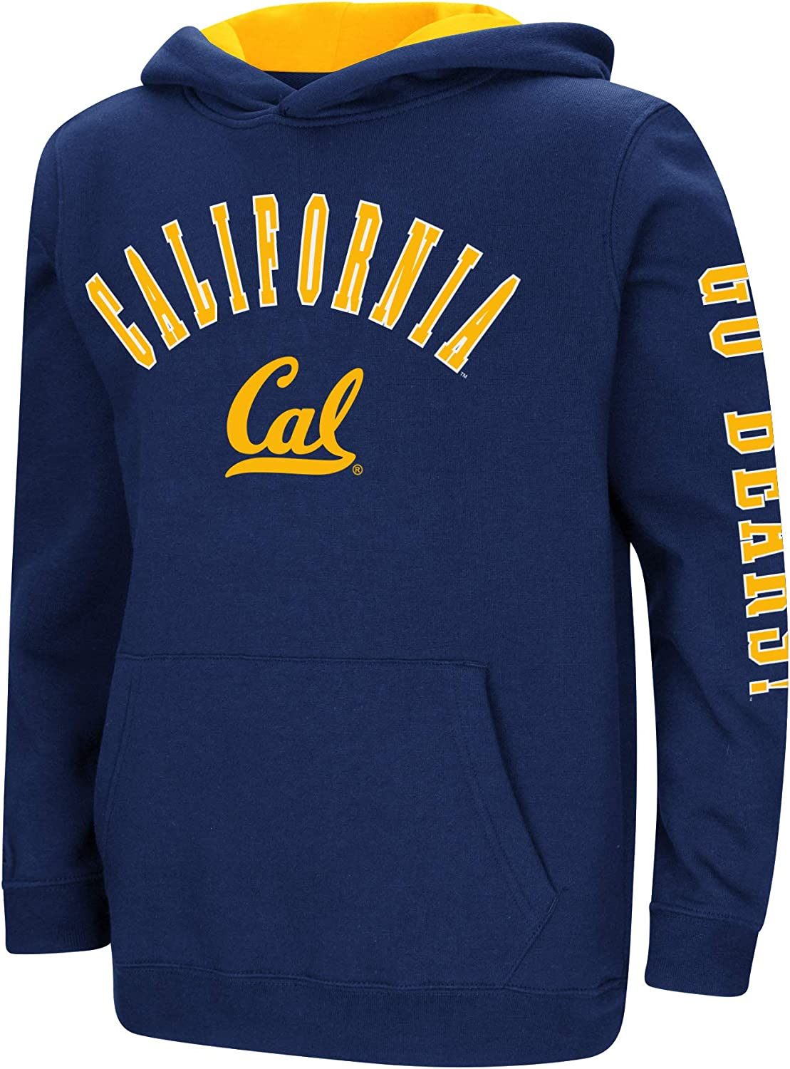 Colosseum NCAA Youth Boys-Crunch Time-Hoody Pullover