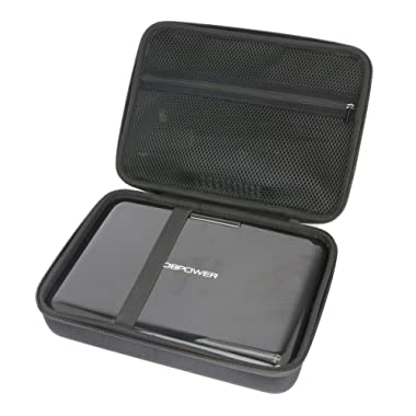 Khanka Hard Case for DBPOWER 10.5  Portable DVD Player