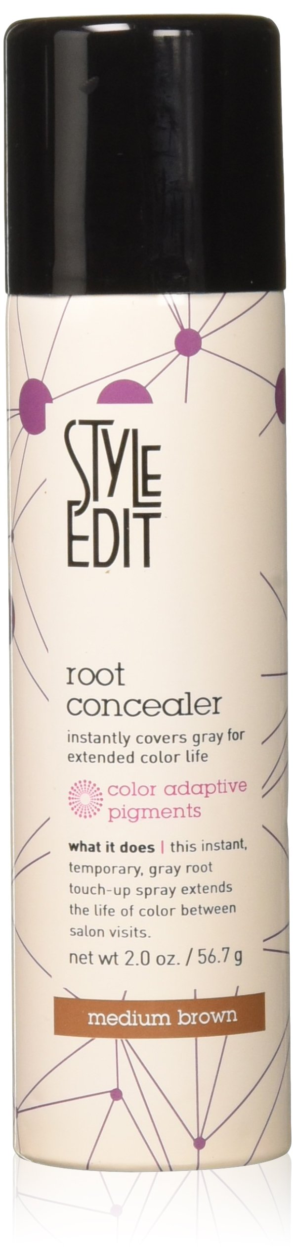 Amazon Style Edit Auburn Red Root Concealer Temporary Touch Up