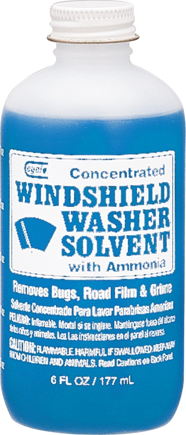 Pyroil WSW-12 145 Blue Windshield Washer Solvent, 12 fl. oz., Bottle by Pyroil
