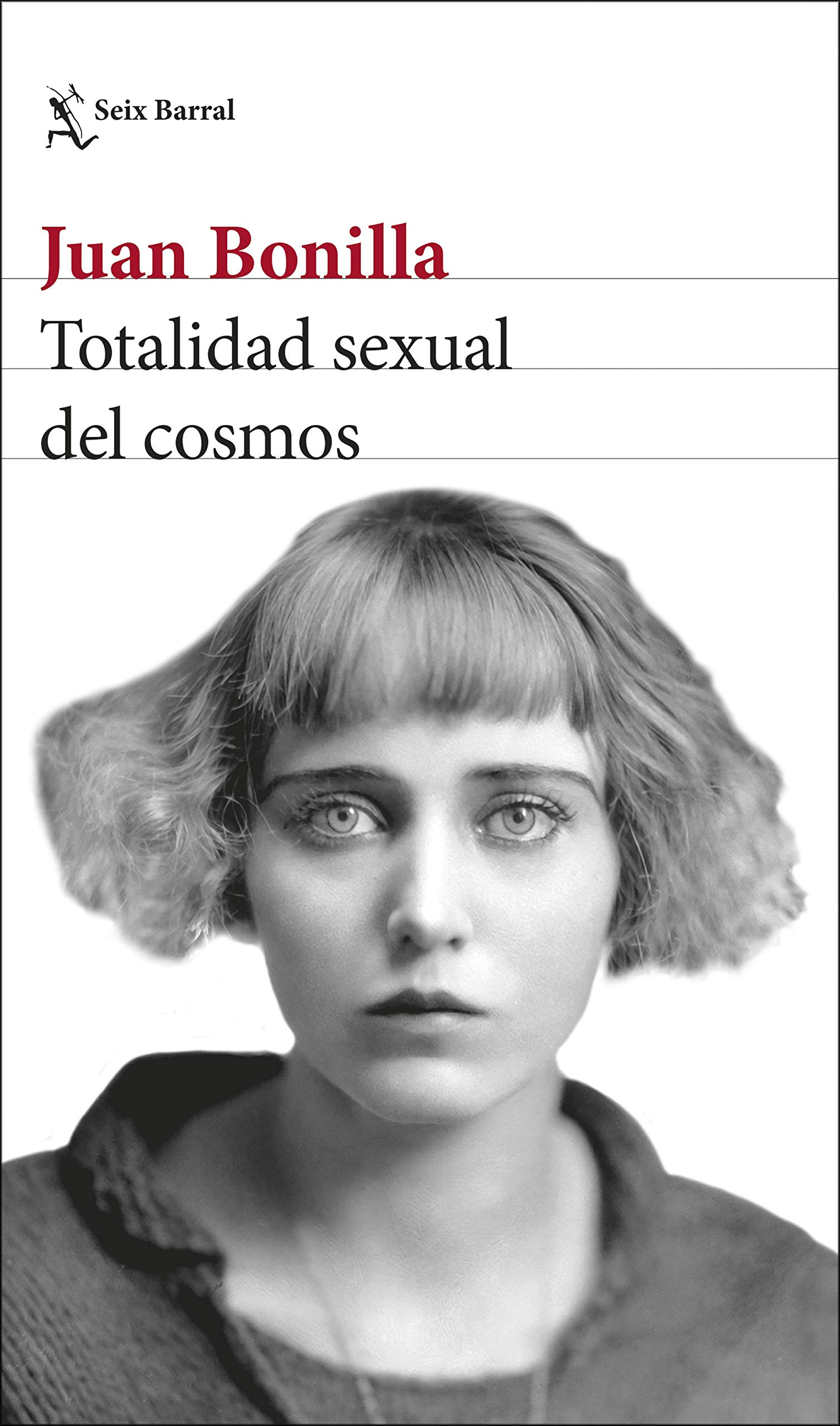 Totalidad sexual del cosmos, de Juan Bonilla