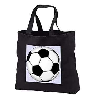 5e8e7707fbaa Image Unavailable. Image not available for. Color  Edmond Hogge Jr Sports - Soccer  Ball Champ - Tote Bags ...