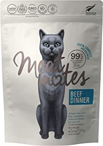 Meat Mates Grain-Free Freeze-Dried Cat Food