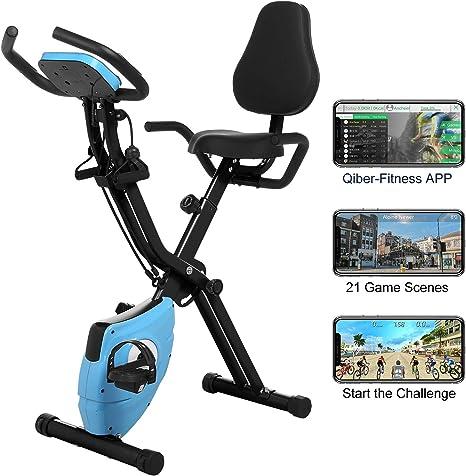 Ancheer Bicicleta estática 3 en 1 ve en la televisión, Bicicleta ...