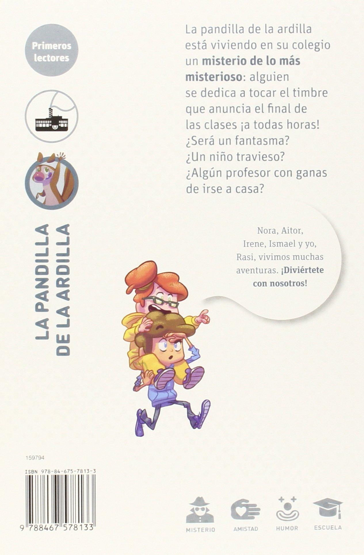 El misterio del timbre (El Barco de Vapor Blanca): Amazon.es: Begoña Oro Pradera, Dani Montero : Libros