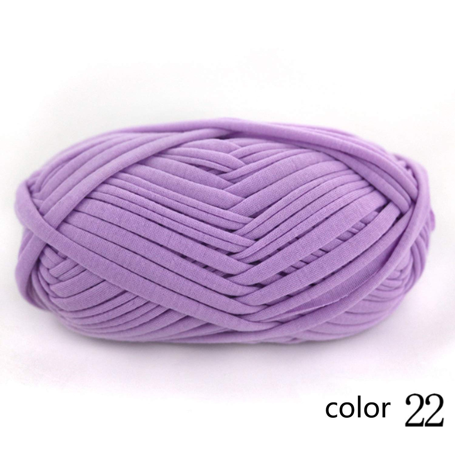 Col 22 1KG JINSH Yarn knitting yarn wiring wire hand woven floor mat DIY cloth Packet line carpet thread 1 0.3 NM 1 ball about 100 g 10 multicolor selection possible (color   Col 20, Size   1KG)