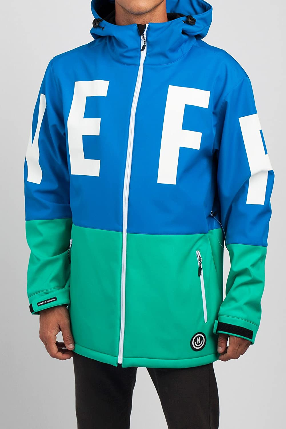 NEFF Men's Daily Softshell Jacket Neff Young Men's 16F62002