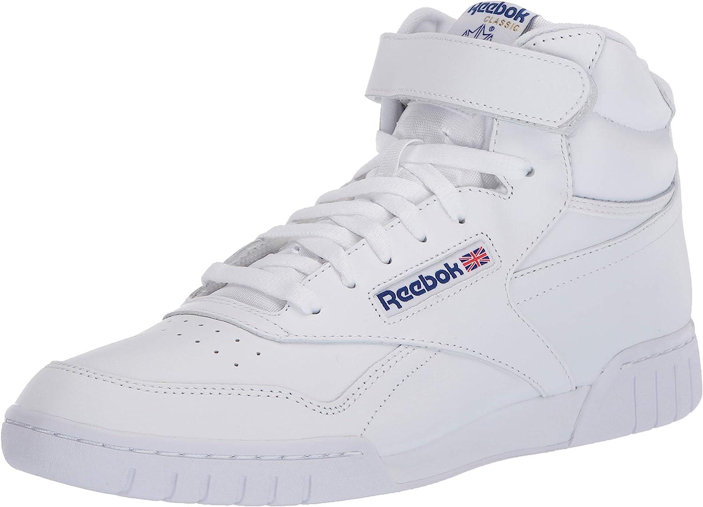 Reebok Ex-o-fit Hi, Zapatillas para Hombre